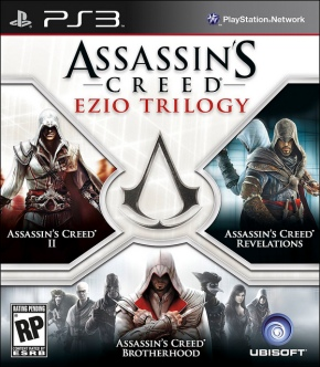 Assassin's Creed Ezio Trilogy Launching Exclusively on PS3 This November