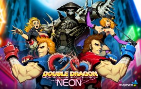 Double Dragon Neon (Review)