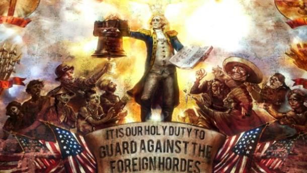 George Washington bioshock pic