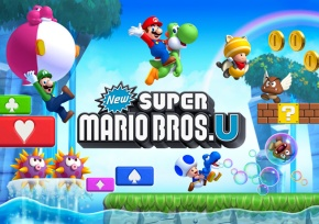 New Super Mario Bros. U Gameplay Video