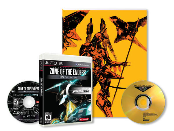 Zone of the Enders Limited Edition