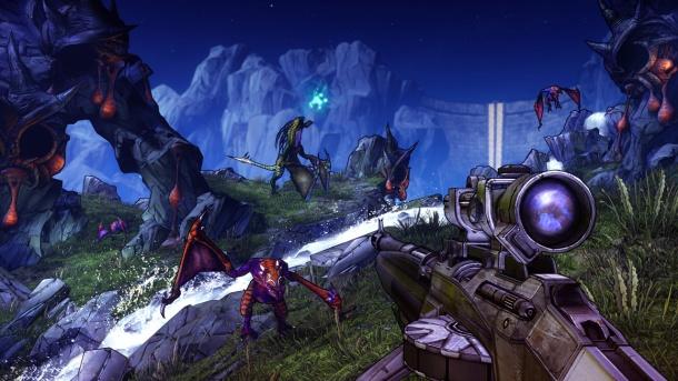 Borderlands 2 gameplay 2