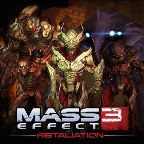 Mass Effect 3: Retaliation DLCTrailer