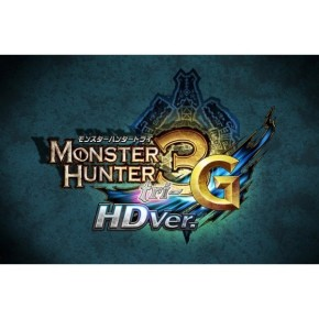 Wii U's Monster Hunter 3G HD is Based on 3DS Version