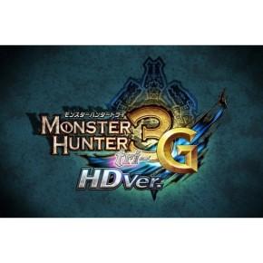 Wii U's Monster Hunter 3G HD is Based on 3DSVersion