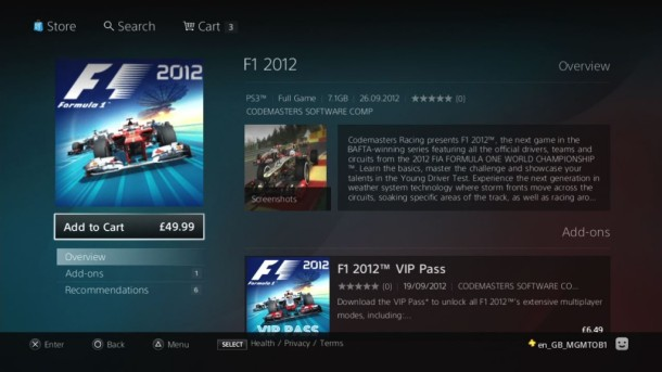 New PlayStation Store 2