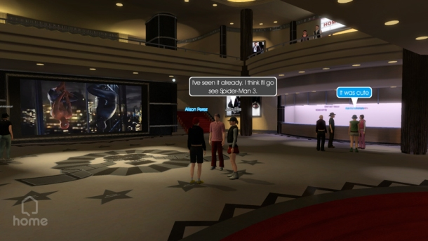 PlayStation Home 3