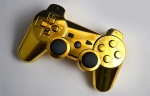 Golden PS controller